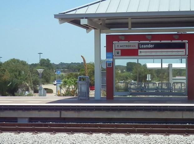 Leander Station Photo